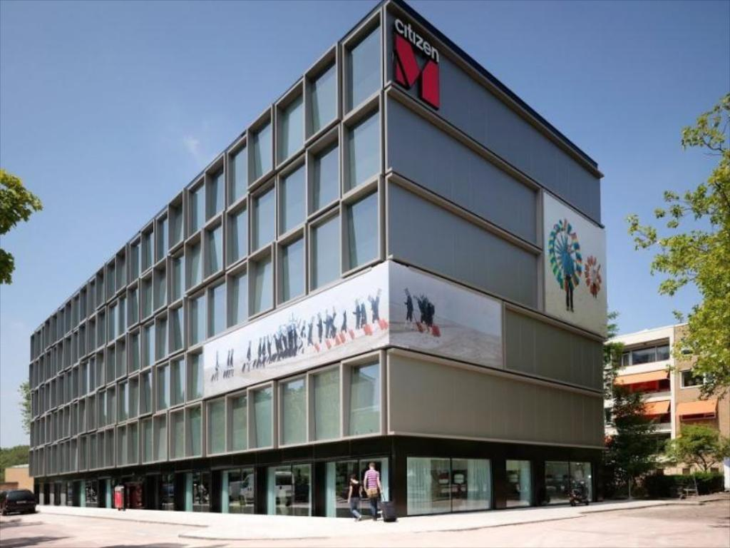 citizenM Amsterdam