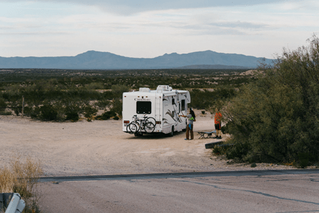 Alternative Ways to Getting Hold of an RV