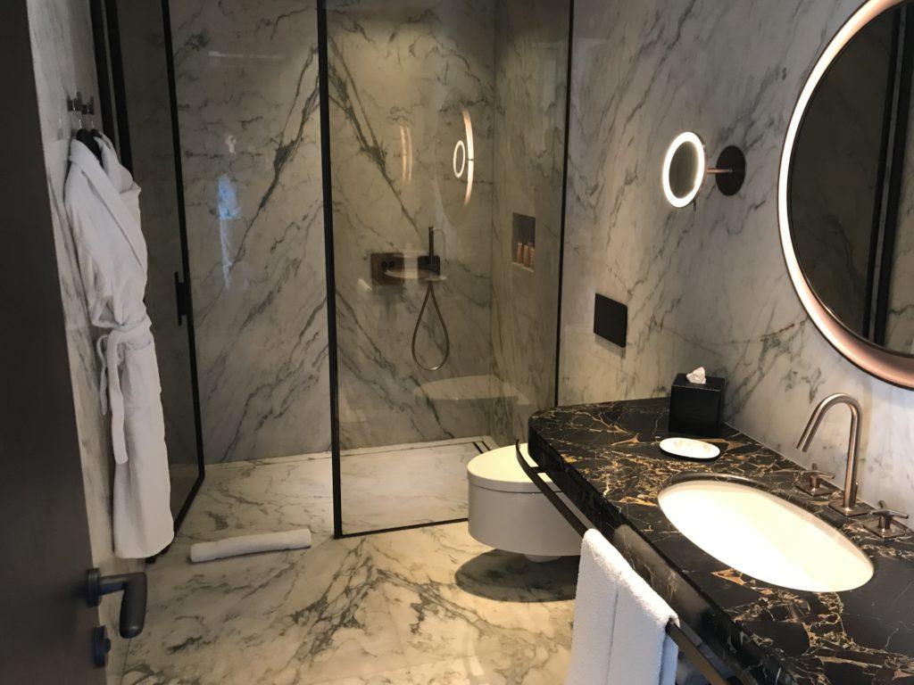 Nish Palas Istanbul bathroom
