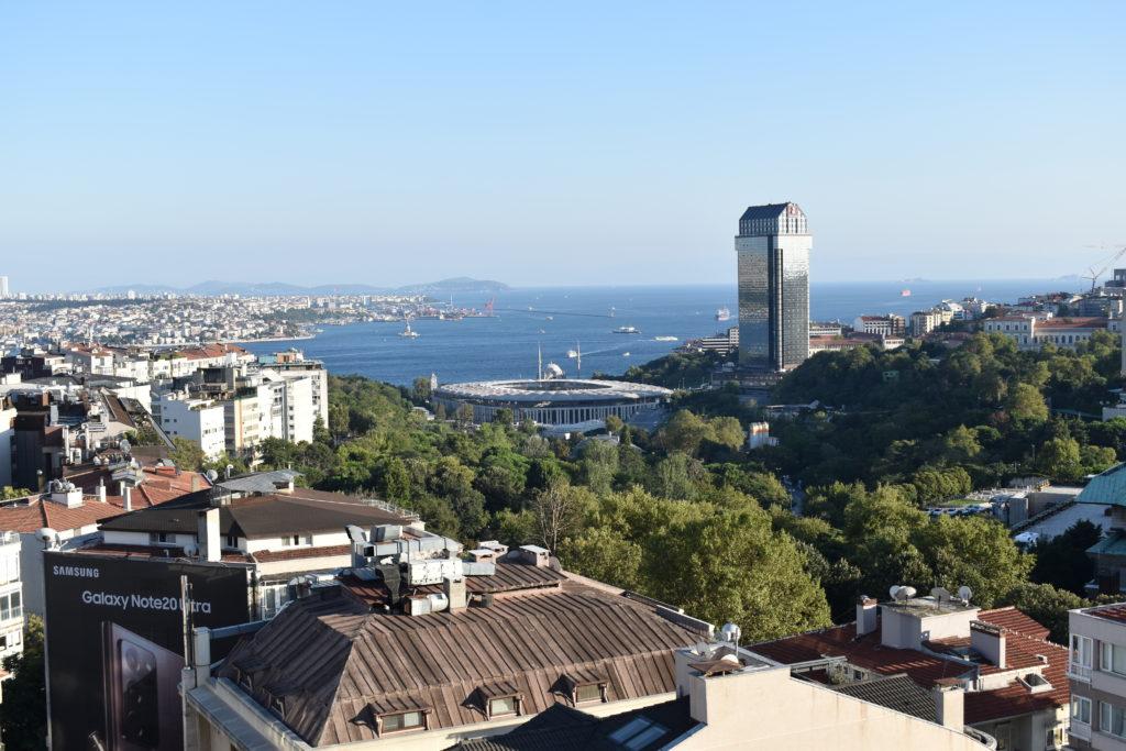 Nish Palas Istanbul Bosporus view