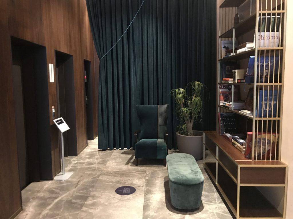 Nish Palas Istanbul lobby