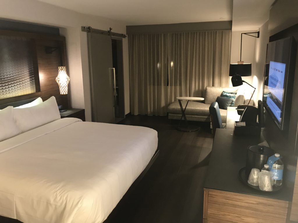 Seattle Airport Marriott review