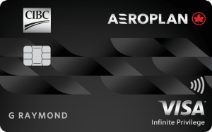 New CIBC Aeroplan Credit Cards