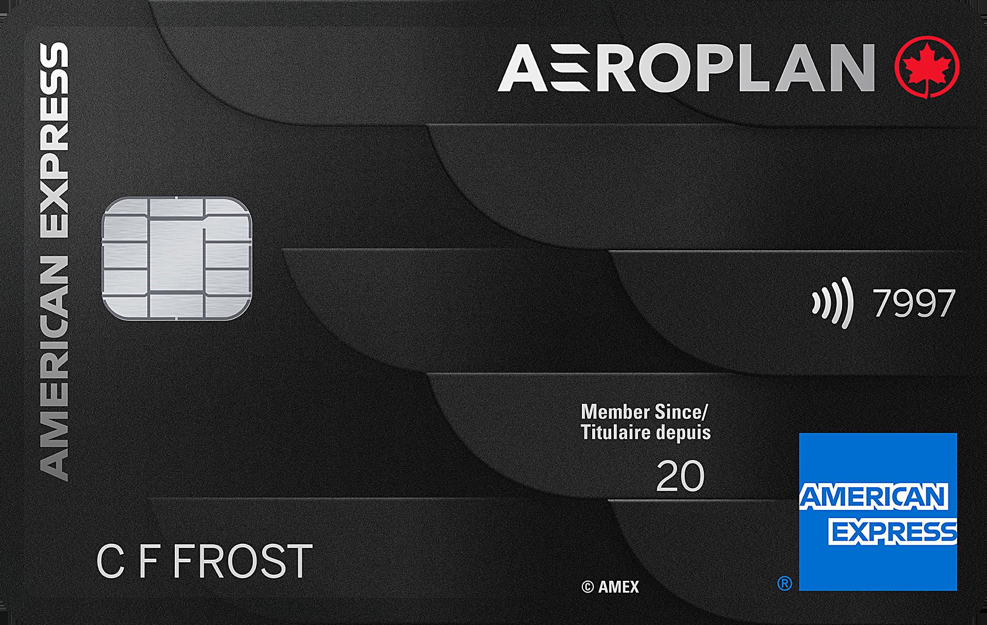 American Express® Aeroplan®* Cards