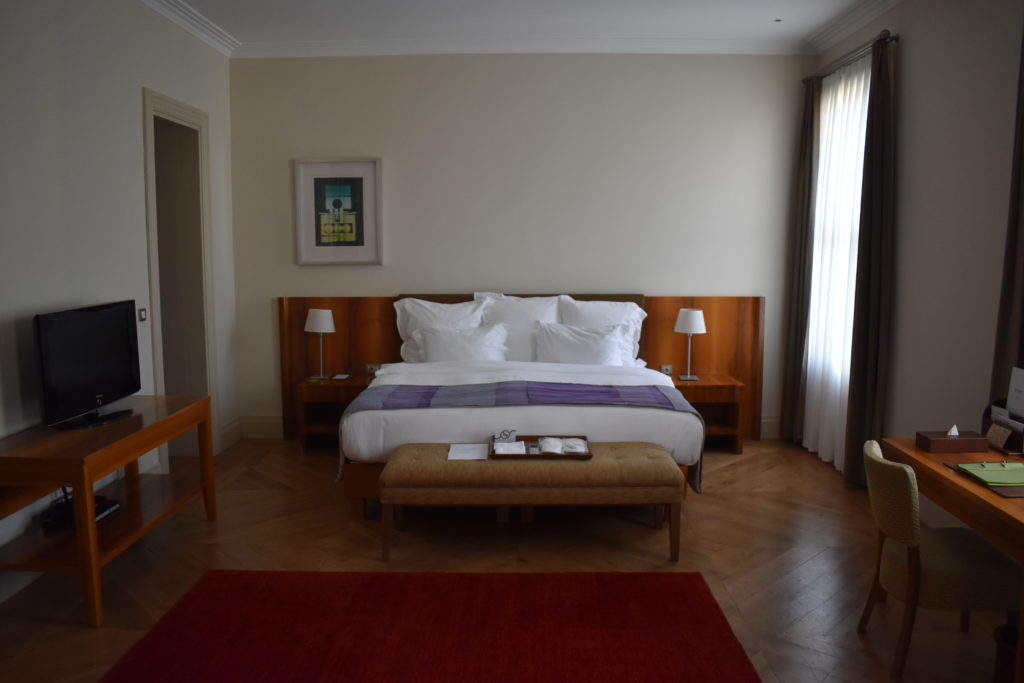 Tomtom Suites Istanbul bed