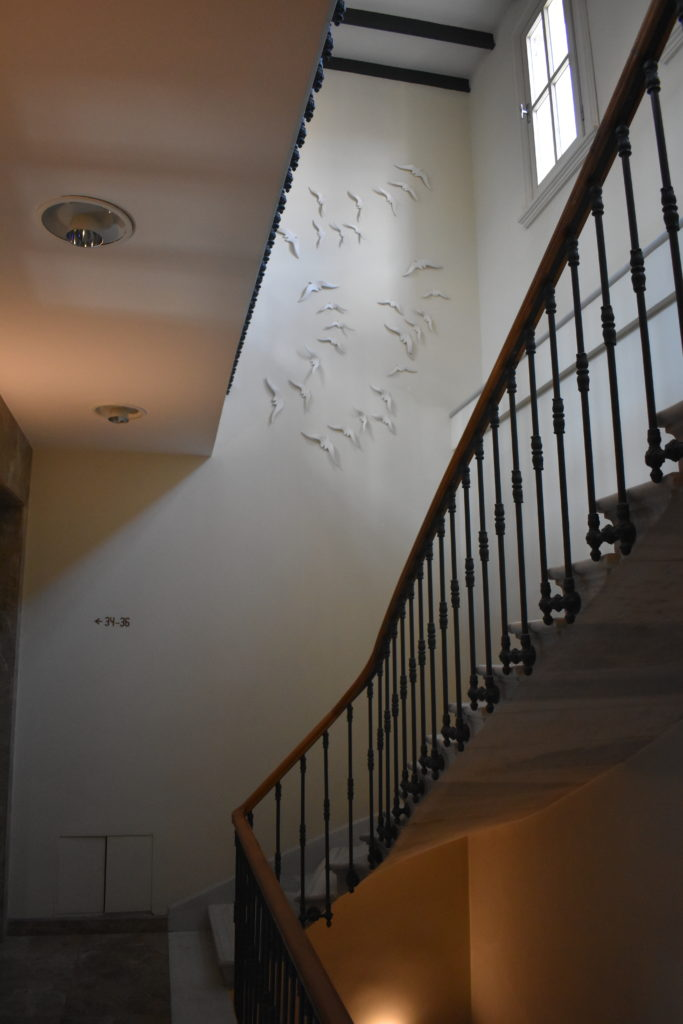Tomtom Suites Istanbul staircase